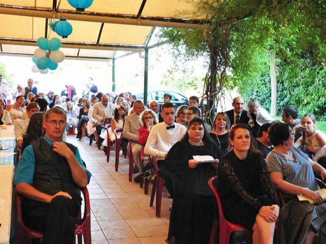 Le mariage de Silvain et Cynthia  à Toulon, Var 137