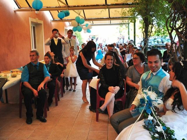 Le mariage de Silvain et Cynthia  à Toulon, Var 138