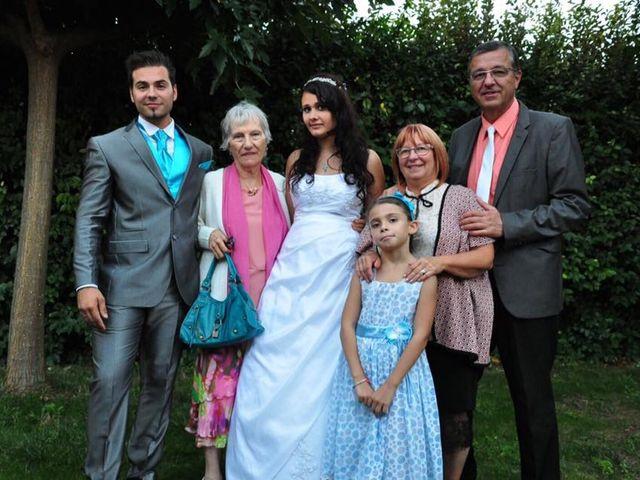 Le mariage de Silvain et Cynthia  à Toulon, Var 154