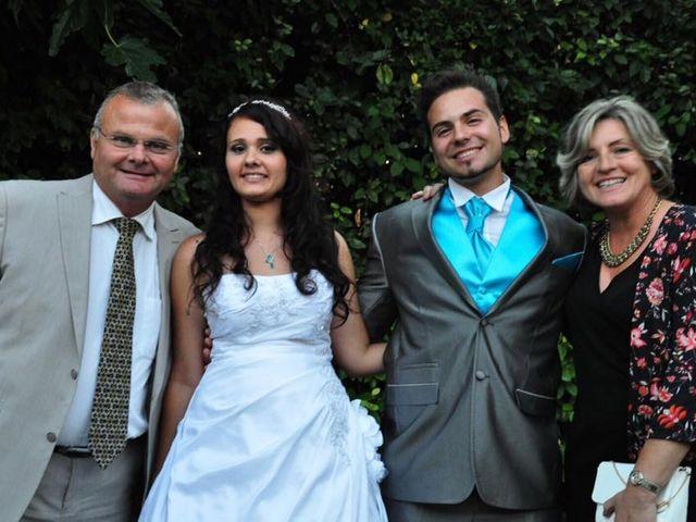 Le mariage de Silvain et Cynthia  à Toulon, Var 156