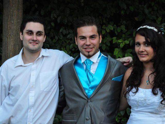 Le mariage de Silvain et Cynthia  à Toulon, Var 163