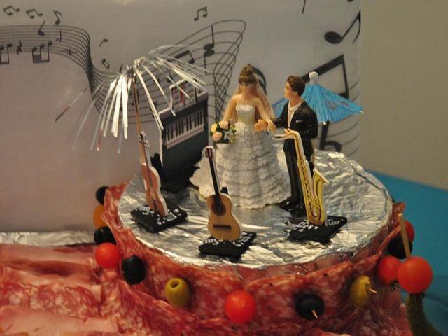 Le mariage de Silvain et Cynthia  à Toulon, Var 225