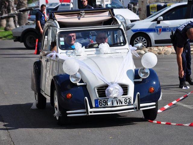 Le mariage de Silvain et Cynthia  à Toulon, Var 254