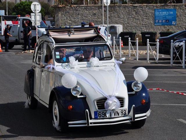 Le mariage de Silvain et Cynthia  à Toulon, Var 255