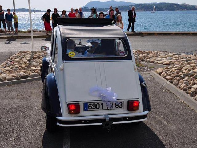 Le mariage de Silvain et Cynthia  à Toulon, Var 256