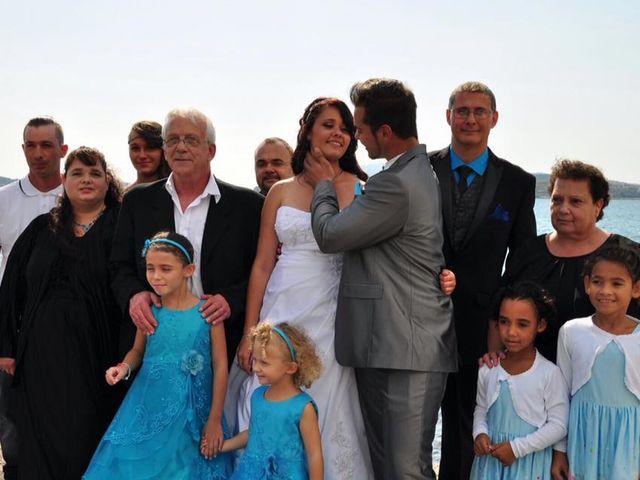 Le mariage de Silvain et Cynthia  à Toulon, Var 263