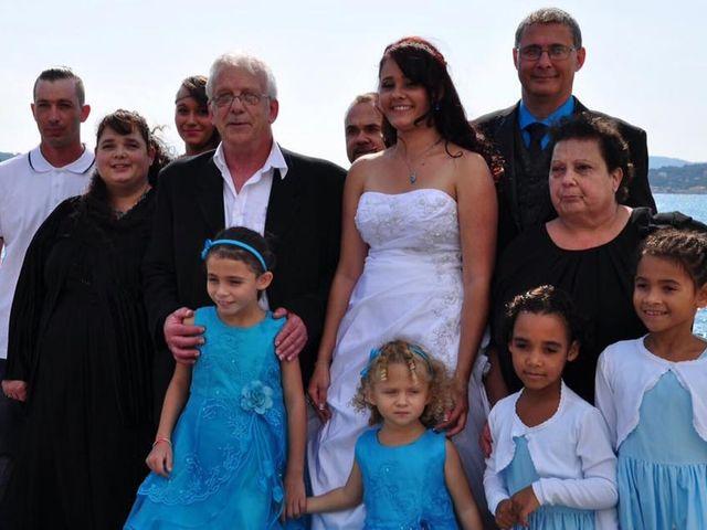 Le mariage de Silvain et Cynthia  à Toulon, Var 264