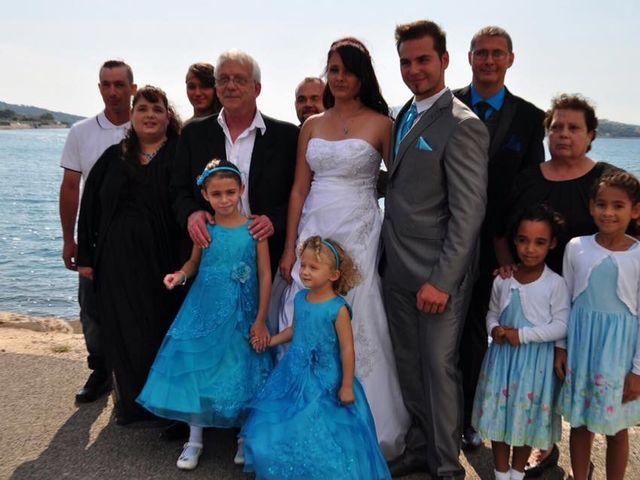 Le mariage de Silvain et Cynthia  à Toulon, Var 265