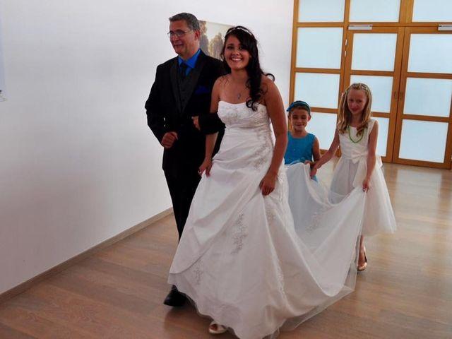 Le mariage de Silvain et Cynthia  à Toulon, Var 274