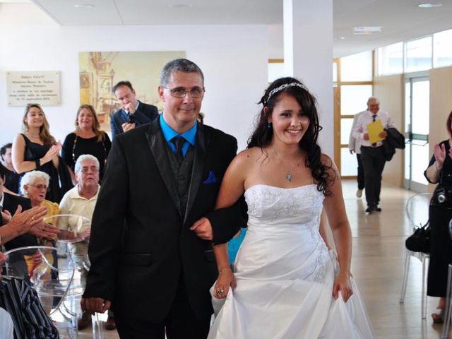 Le mariage de Silvain et Cynthia  à Toulon, Var 278