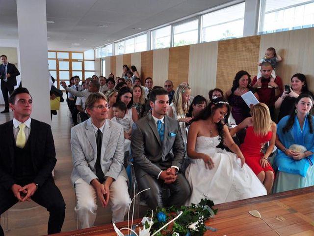 Le mariage de Silvain et Cynthia  à Toulon, Var 280