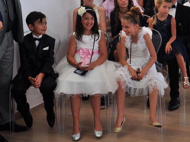 Le mariage de Silvain et Cynthia  à Toulon, Var 284