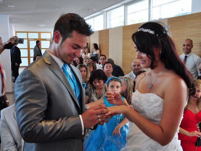 Le mariage de Silvain et Cynthia  à Toulon, Var 302