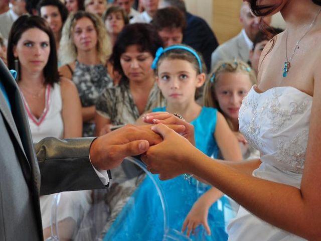 Le mariage de Silvain et Cynthia  à Toulon, Var 304