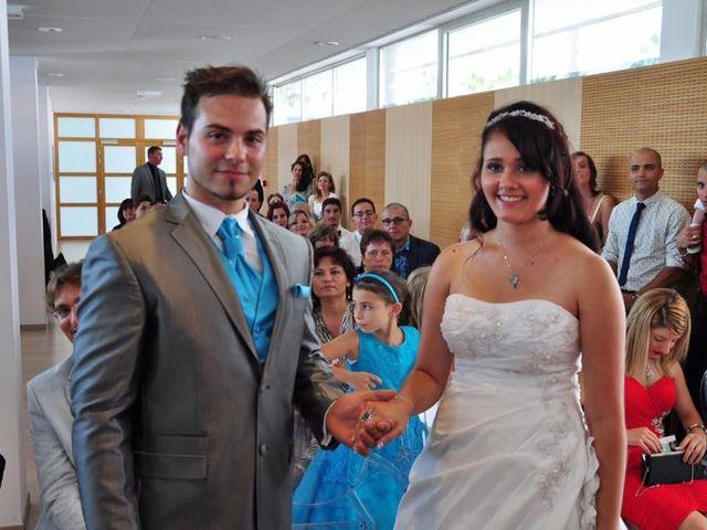 Le mariage de Silvain et Cynthia  à Toulon, Var 307