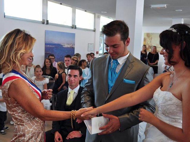 Le mariage de Silvain et Cynthia  à Toulon, Var 309