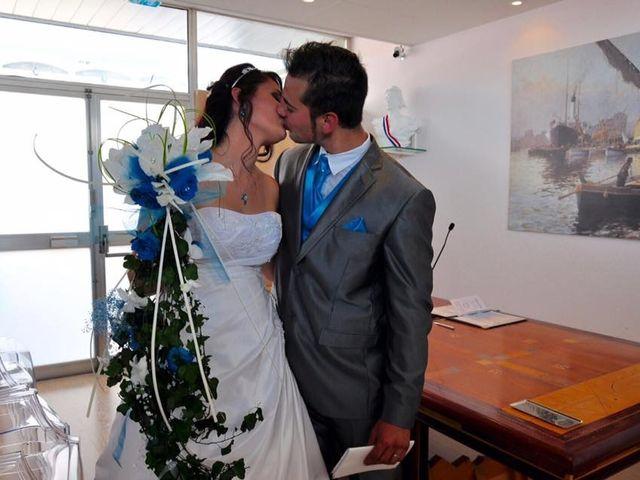 Le mariage de Silvain et Cynthia  à Toulon, Var 312