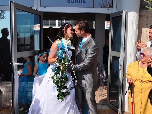 Le mariage de Silvain et Cynthia  à Toulon, Var 317