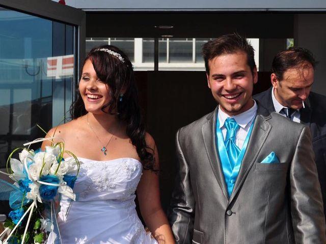 Le mariage de Silvain et Cynthia  à Toulon, Var 318