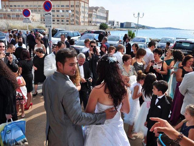 Le mariage de Silvain et Cynthia  à Toulon, Var 320