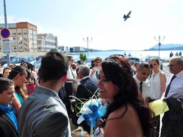 Le mariage de Silvain et Cynthia  à Toulon, Var 321