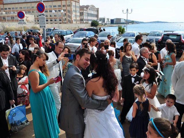 Le mariage de Silvain et Cynthia  à Toulon, Var 324