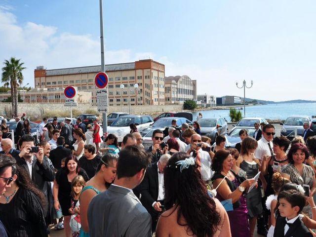 Le mariage de Silvain et Cynthia  à Toulon, Var 326