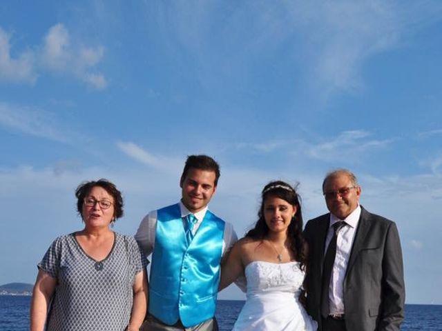 Le mariage de Silvain et Cynthia  à Toulon, Var 327
