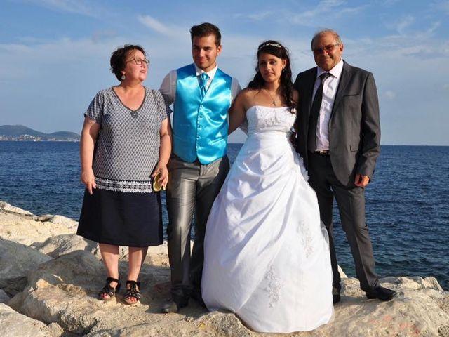 Le mariage de Silvain et Cynthia  à Toulon, Var 328