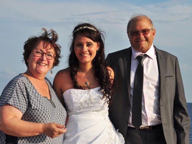 Le mariage de Silvain et Cynthia  à Toulon, Var 329