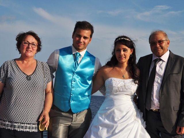 Le mariage de Silvain et Cynthia  à Toulon, Var 334