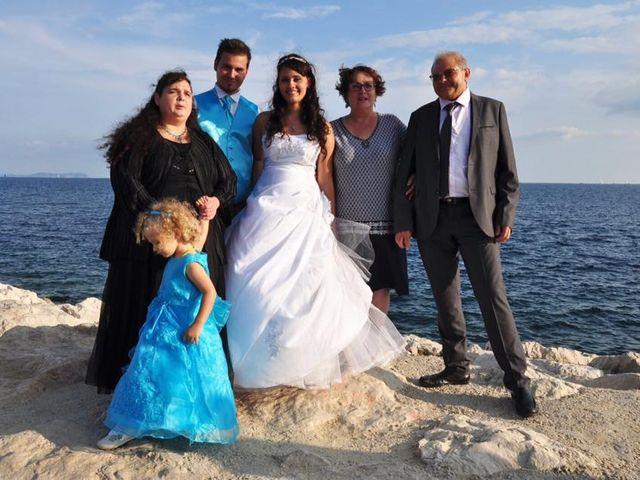 Le mariage de Silvain et Cynthia  à Toulon, Var 337