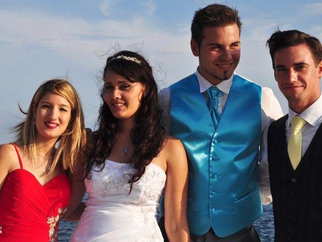 Le mariage de Silvain et Cynthia  à Toulon, Var 339