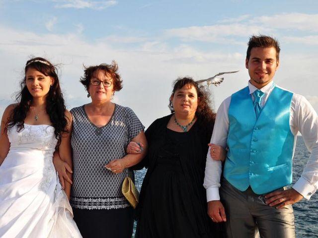 Le mariage de Silvain et Cynthia  à Toulon, Var 341
