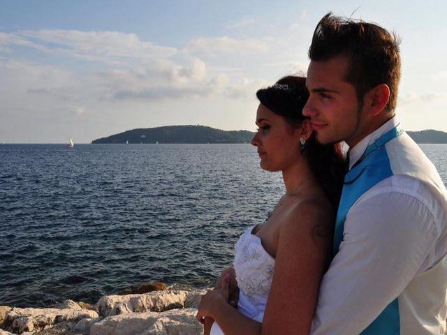 Le mariage de Silvain et Cynthia  à Toulon, Var 344