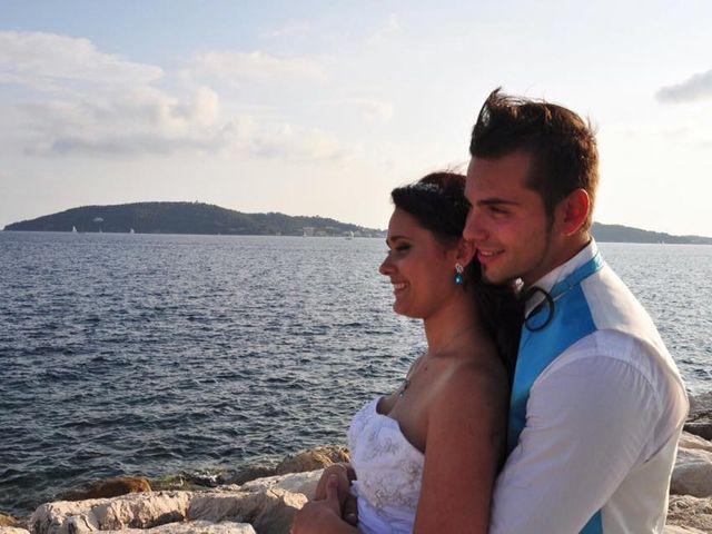 Le mariage de Silvain et Cynthia  à Toulon, Var 345