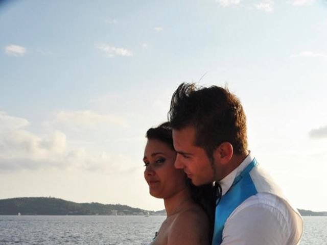 Le mariage de Silvain et Cynthia  à Toulon, Var 346