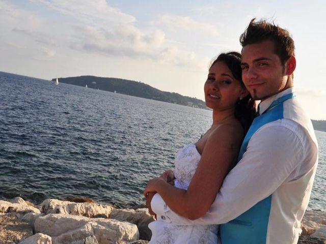 Le mariage de Silvain et Cynthia  à Toulon, Var 347
