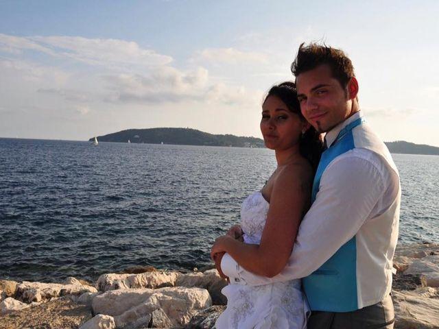 Le mariage de Silvain et Cynthia  à Toulon, Var 348