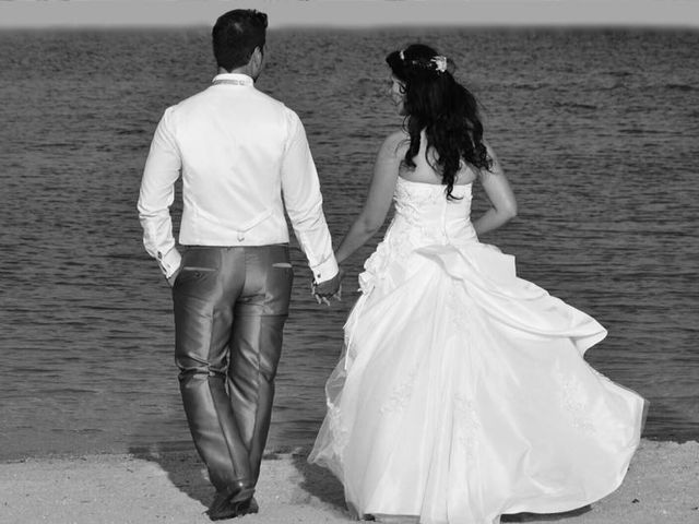 Le mariage de Silvain et Cynthia  à Toulon, Var 349