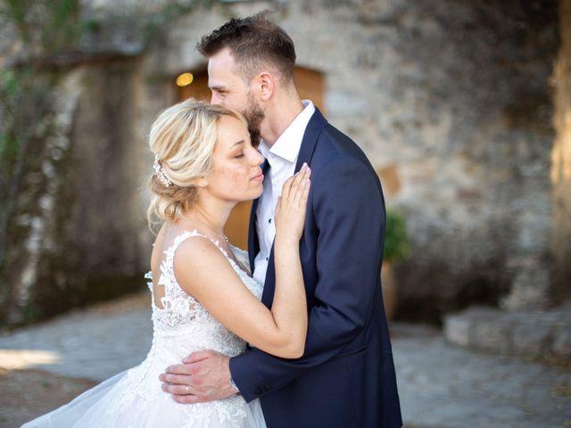 Le mariage de Anthony et Fanny à Montauroux, Var 49