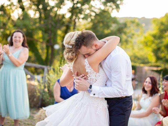 Le mariage de Anthony et Fanny à Montauroux, Var 73