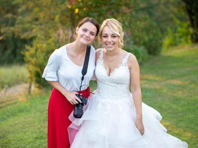Le mariage de Anthony et Fanny à Montauroux, Var 57