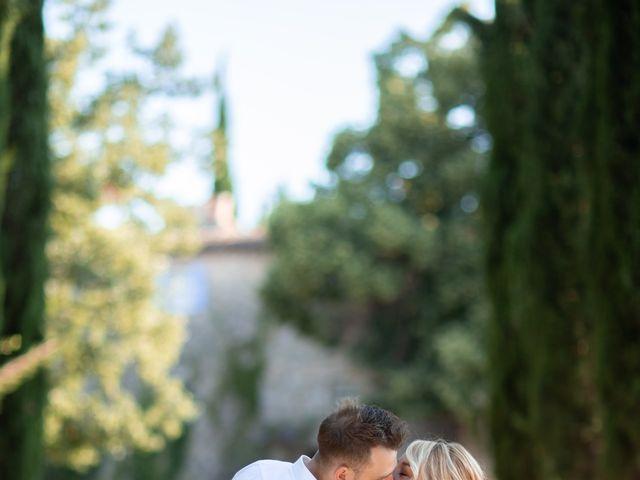 Le mariage de Anthony et Fanny à Montauroux, Var 30