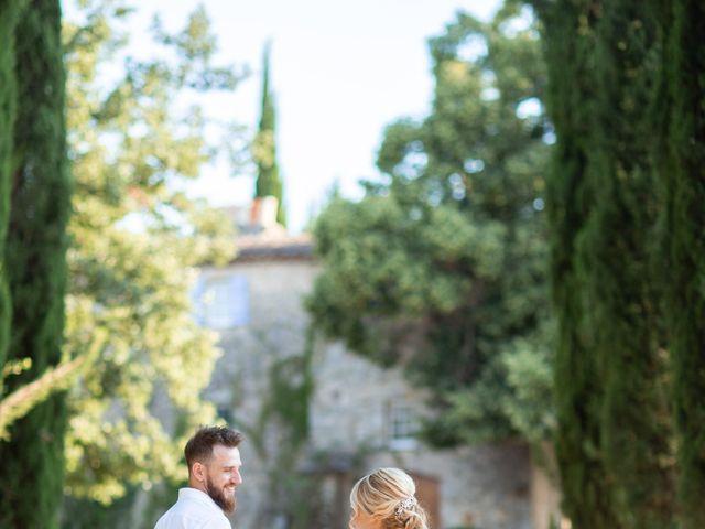 Le mariage de Anthony et Fanny à Montauroux, Var 45