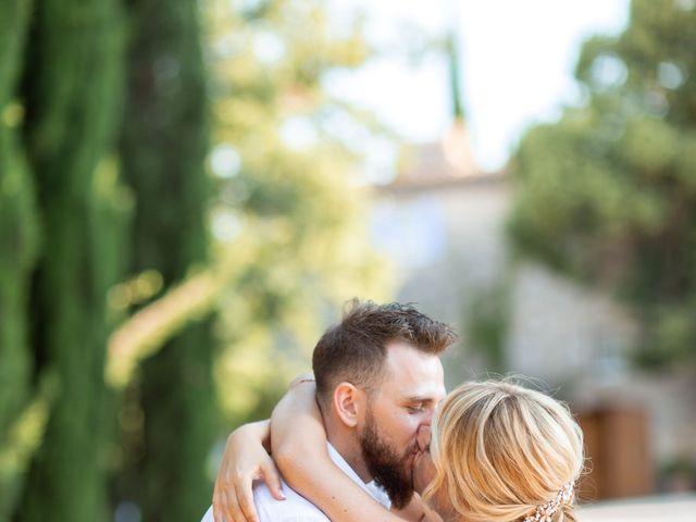 Le mariage de Anthony et Fanny à Montauroux, Var 37