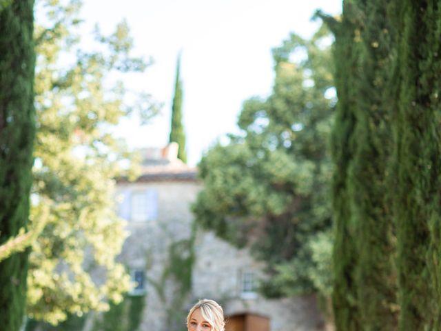 Le mariage de Anthony et Fanny à Montauroux, Var 40