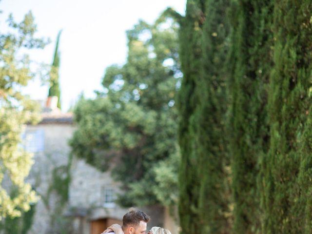 Le mariage de Anthony et Fanny à Montauroux, Var 43