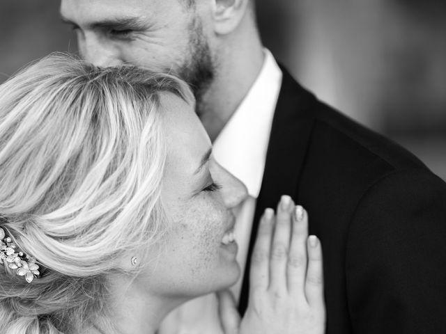 Le mariage de Anthony et Fanny à Montauroux, Var 34