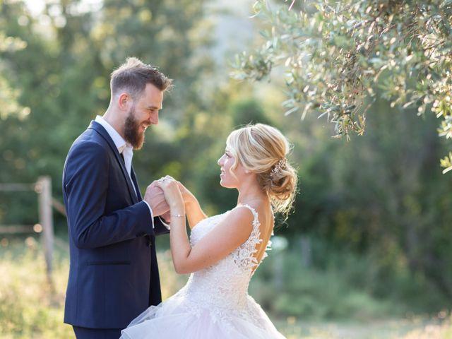 Le mariage de Anthony et Fanny à Montauroux, Var 51